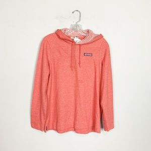 Vineyard Vines | hooded pullover sweatshirt small